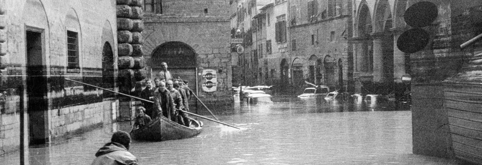 Firenze '66 - Dopo l'alluvione