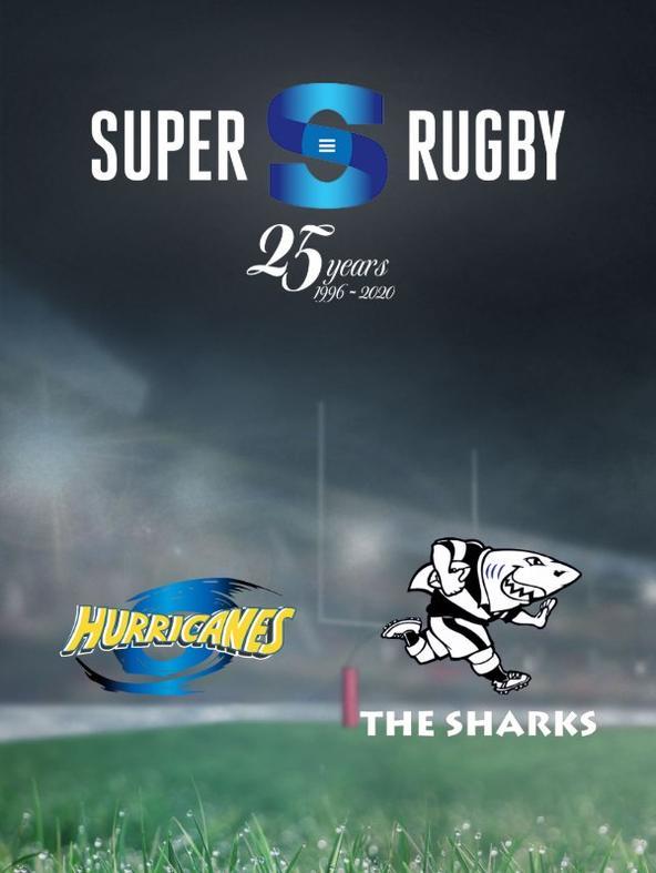 Hurricanes - Sharks