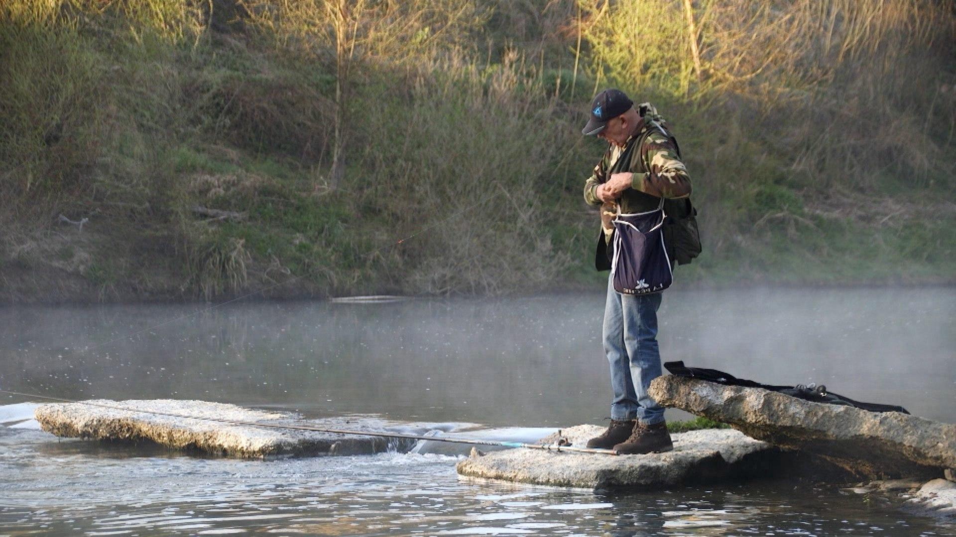 Caccia e PESCA Storie di pesca in acque interne 1