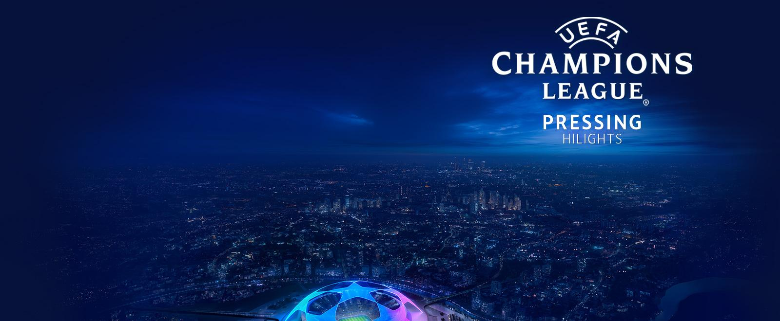 Highlights champions league