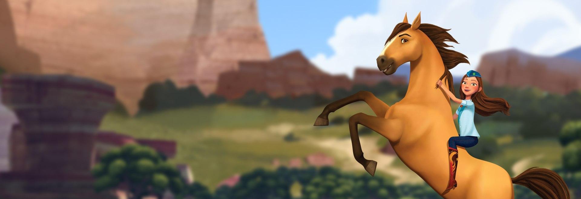 I racconti di Spirit - Il mistero dell'unicorno dorato