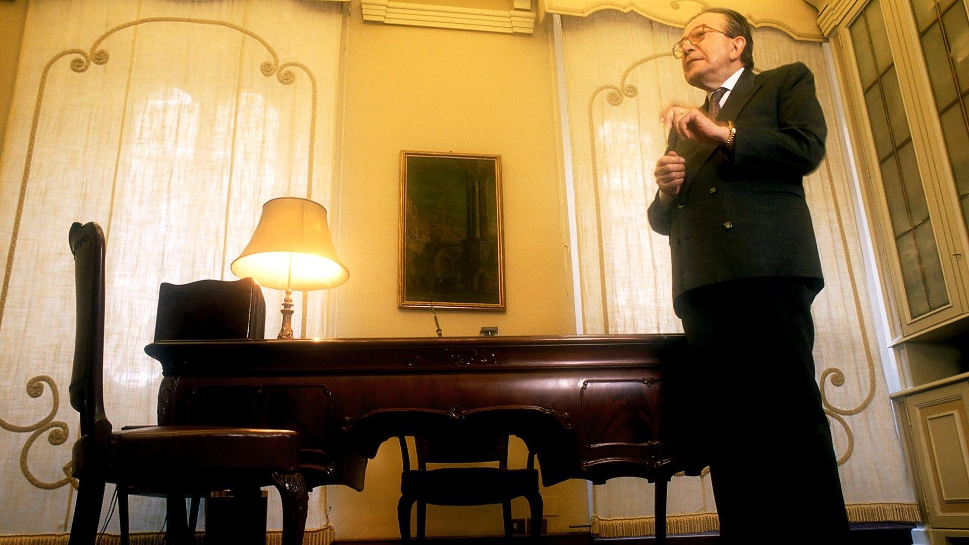 Sky Documentaries HD Giulio Andreotti - Il cinema visto da vicino