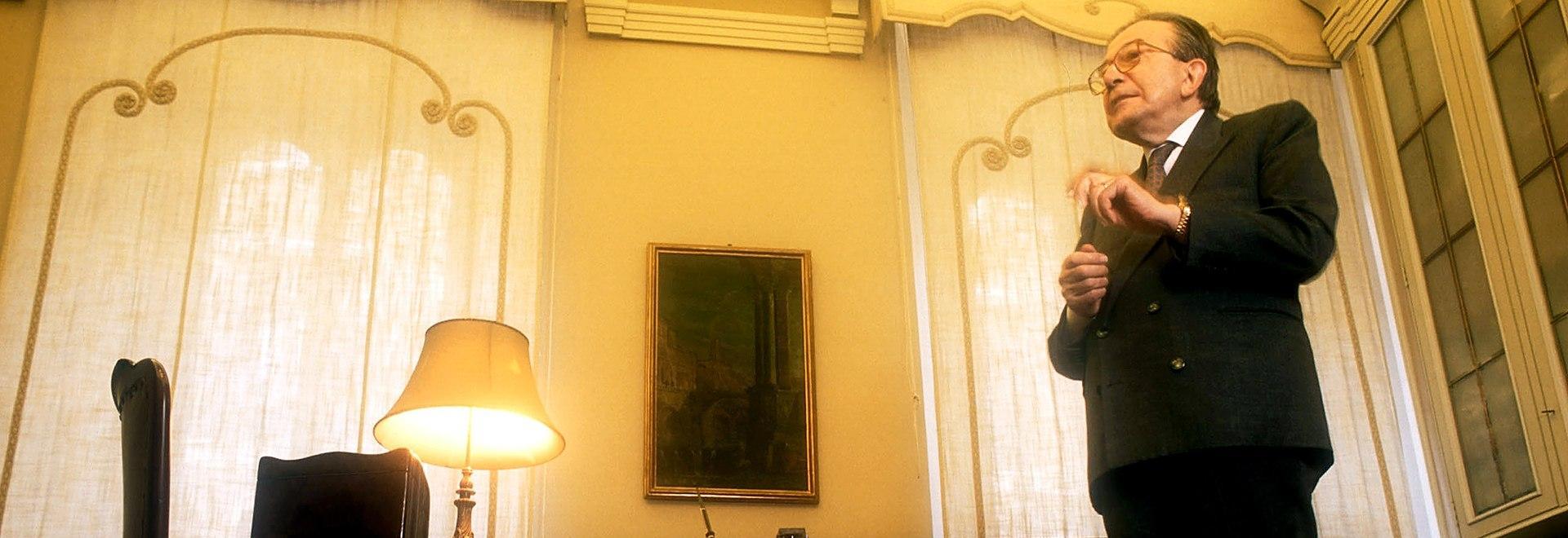 Giulio Andreotti - Il cinema visto da vicino
