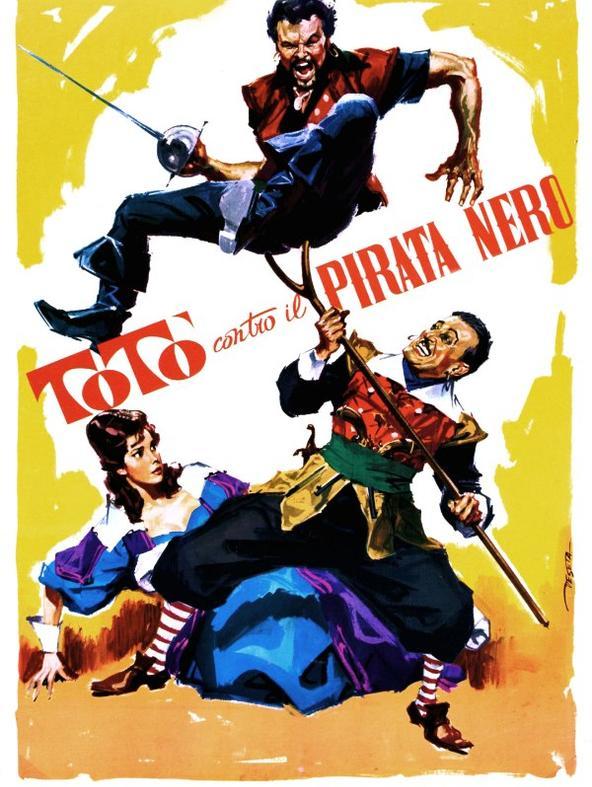 Toto' contro il pirata Nero