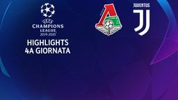 Lokomotiv M. - Juventus