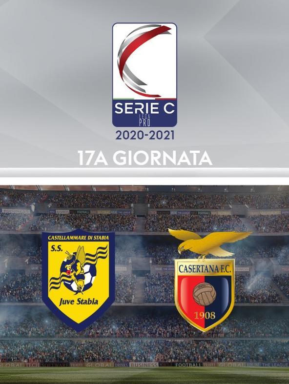 Juve Stabia - Casertana  (diretta)