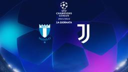 Malmoe - Juventus