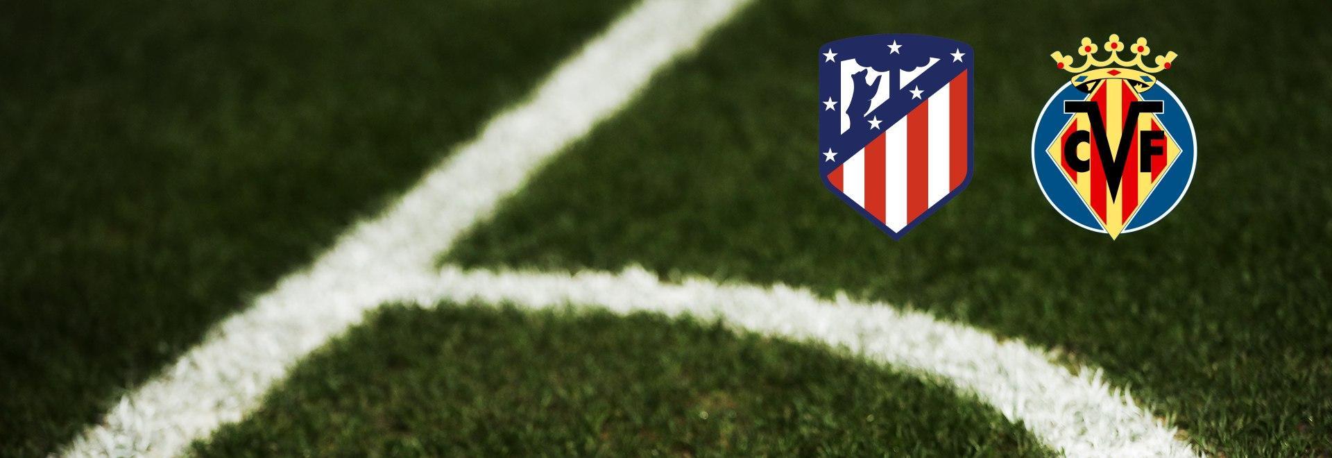 Atletico M. - Villarreal. 25a g.