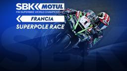 Francia. Superpole Race