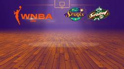 LA Sparks - Seattle Storm