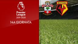 Southampton - Watford. 14a g.