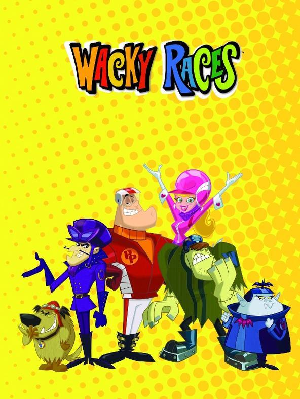 Wacky Racers, il Film
