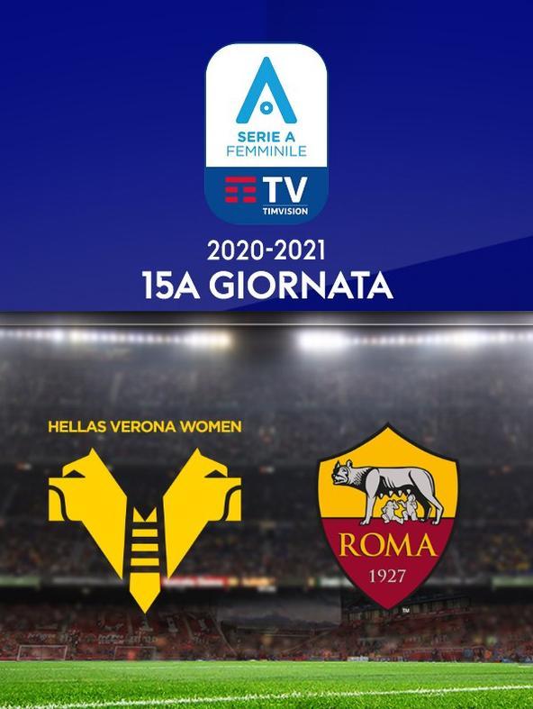 Verona - Roma. 15a g.