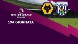 Wolverhampton - West Bromwich Albion. 19a g.