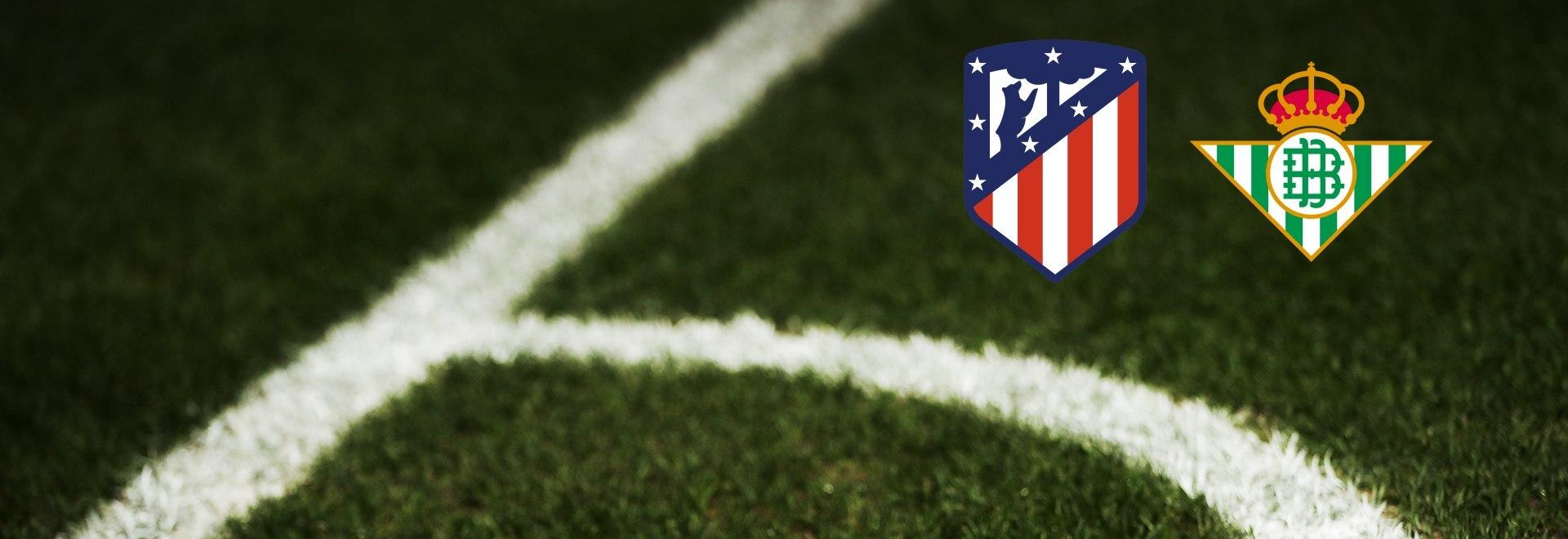 Atletico Madrid - Betis. 7a g.