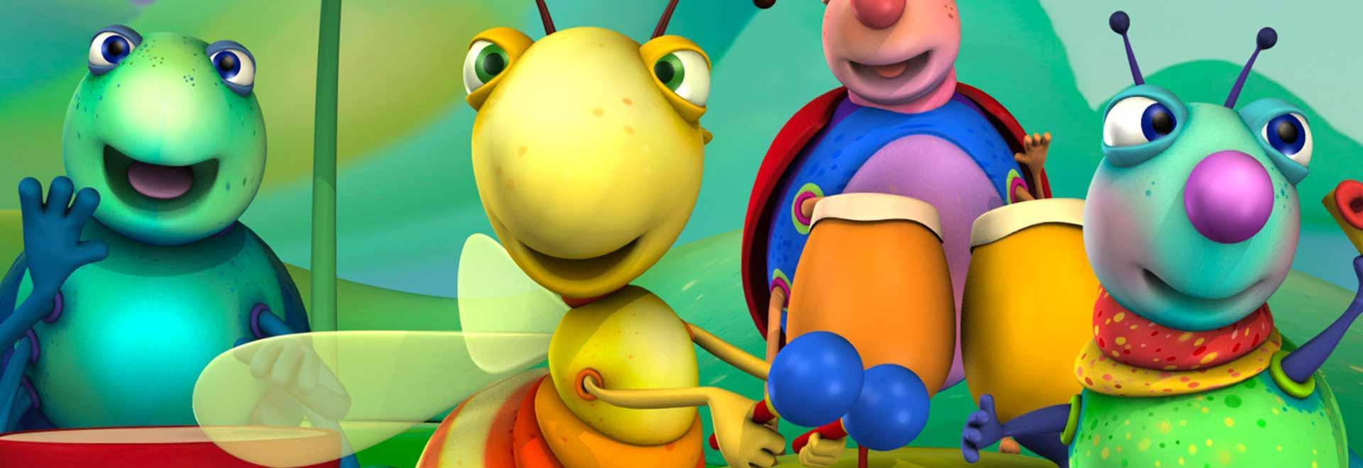 La band degli scarafaggi