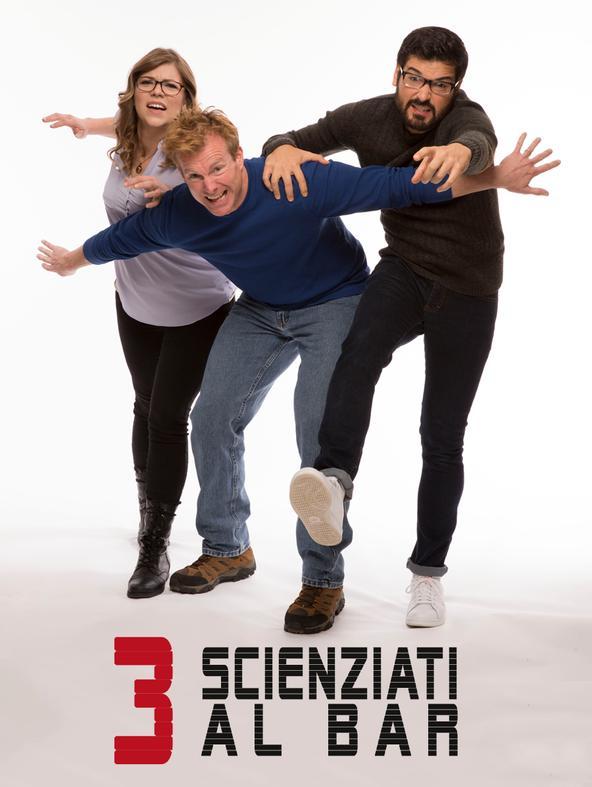 3 scienziati al bar