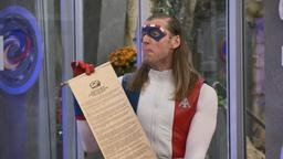 Capitan Man fa sciopero