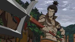 Keiji contro Toshiie! Pianti ed emozioni soffocate al fiume Tedori!
