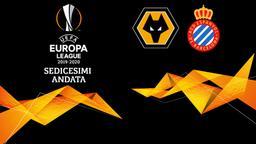Wolverhampton - Espanyol. Sedicesimi Andata