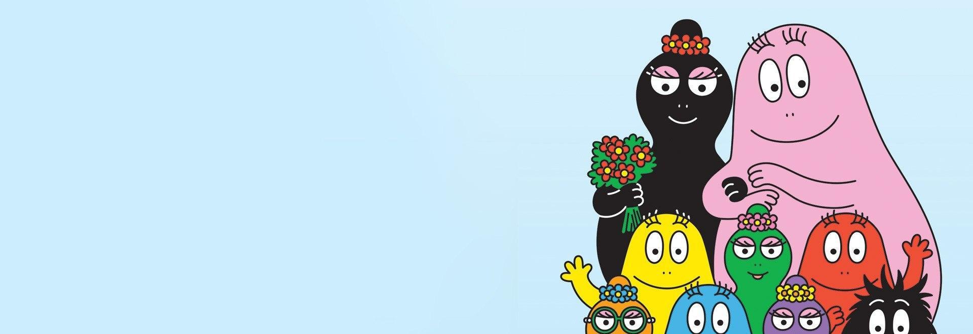 Barbapapà - Una grande famiglia felice!
