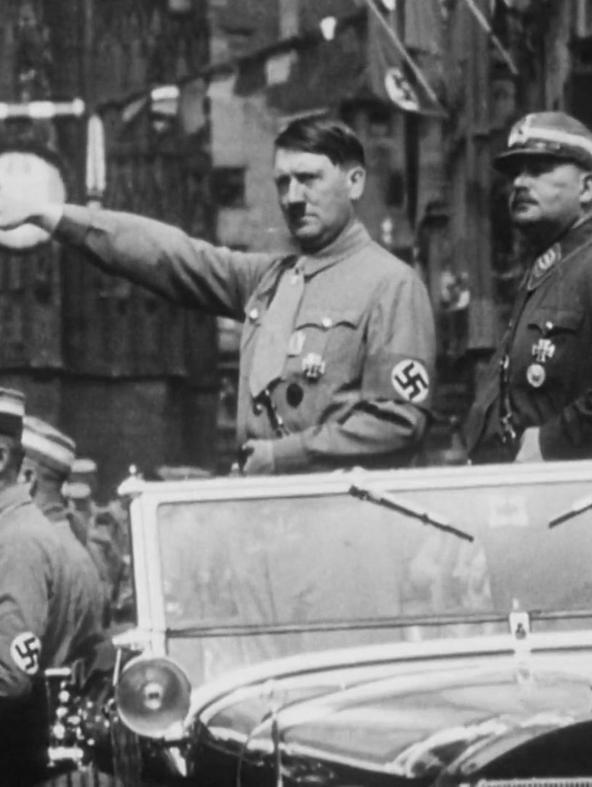 S1 Ep2 - The Abyss - L'incubo del nazismo