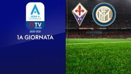 Fiorentina - Inter. 1a g.