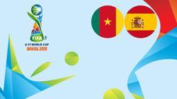 Camerun - Spagna