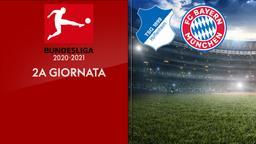 Hoffenheim - Bayern M. 2a g.