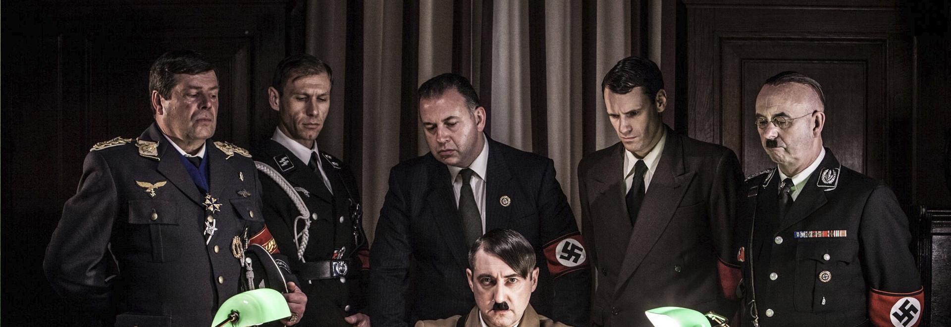 Göring vs Goebbels