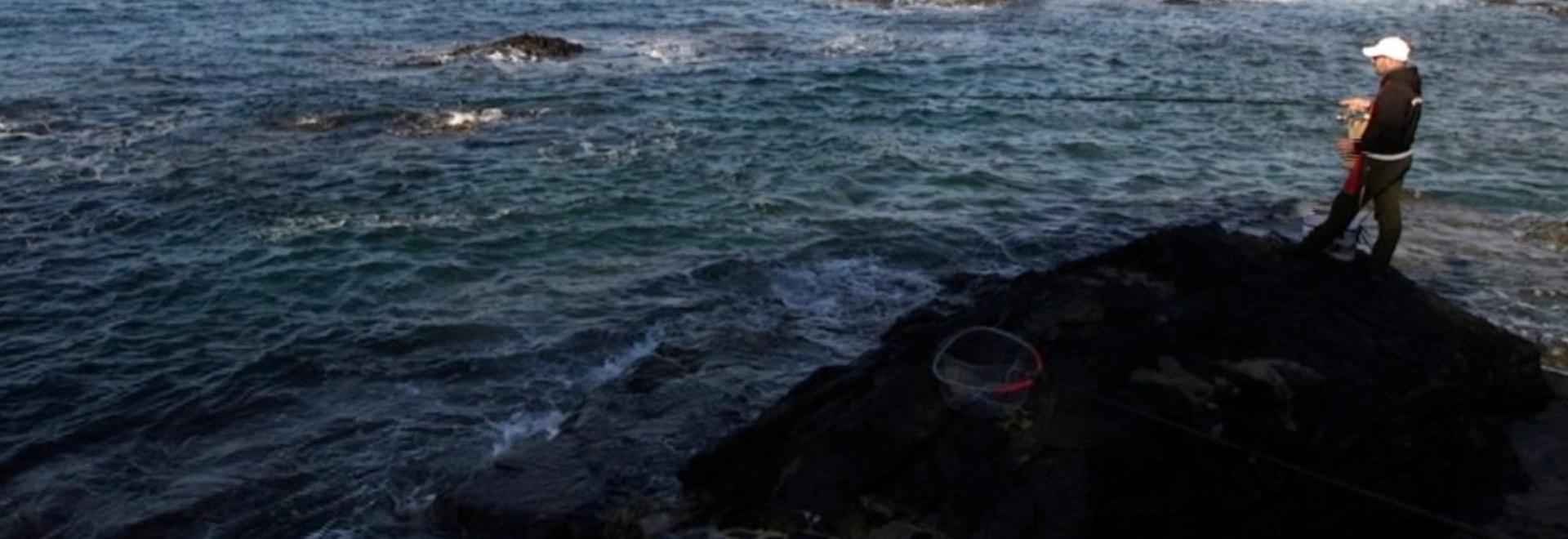 Turisti per pesca in Croazia. 1a parte