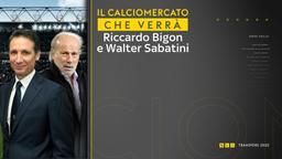 Riccardo Bigon - Walter Sabatini