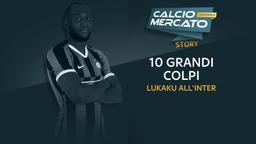 Lukaku all'Inter
