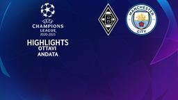 Borussia Moenchengladbach - Manchester City