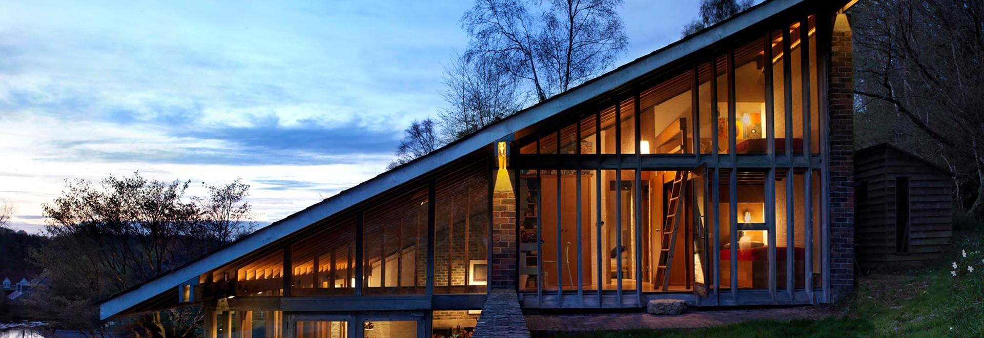 Ai confini dell'architettura