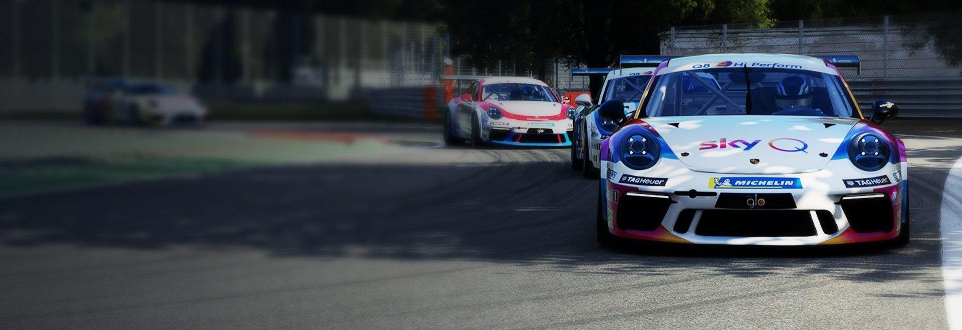 Porsche Carrera Cup Esports