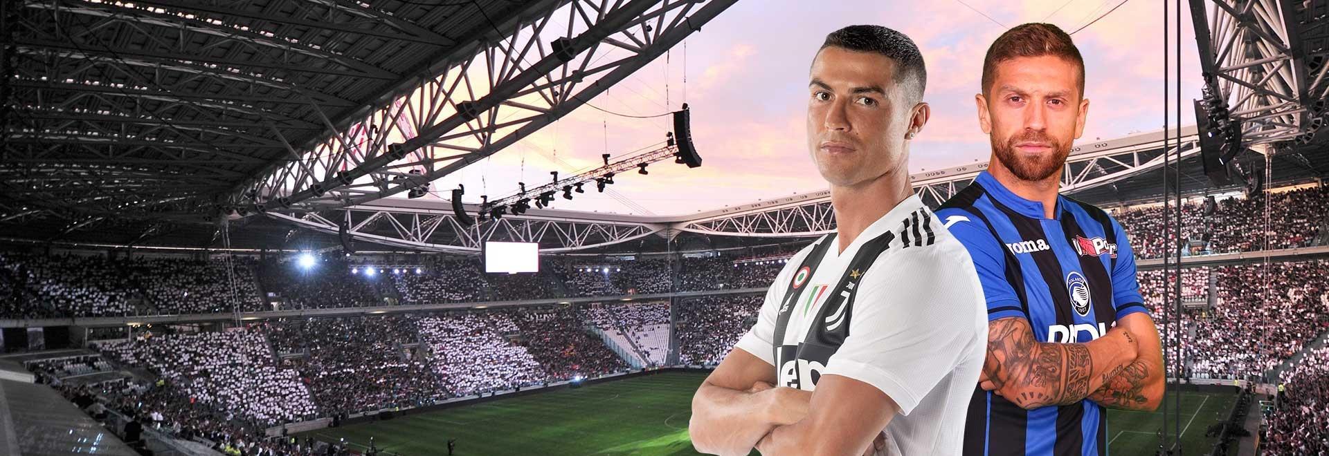 Juventus - Atalanta. 37a g.