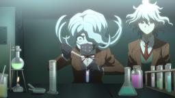 Despair 04 La malinconia, lo spavento e la scomparsa di Nagito Komaeda