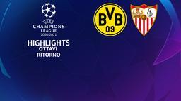 Borussia Dortmund - Siviglia