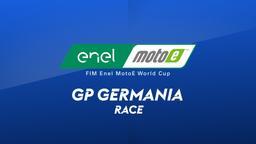 GP Germania. Race
