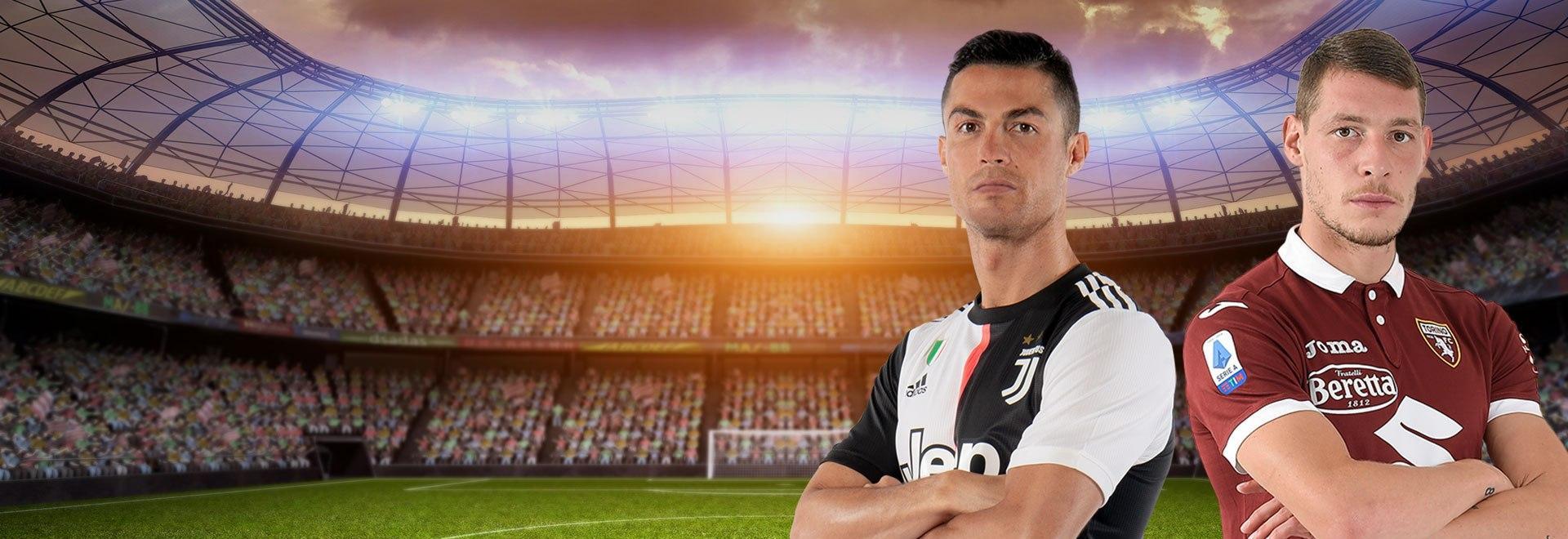 Juventus - Torino. 30a g.