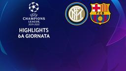Inter - Barcellona