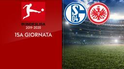Schalke - Eintracht F.. 15a g.