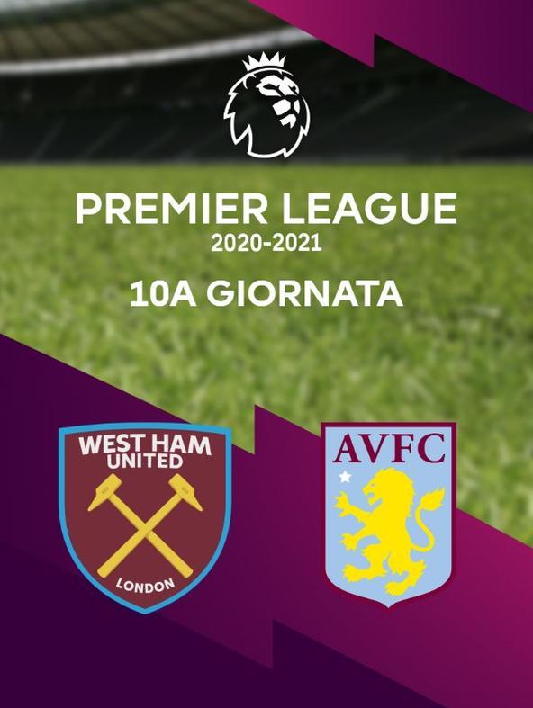 West Ham - Aston Villa   (diretta)