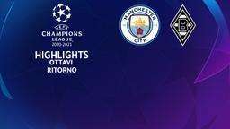 Manchester City - Borussia Moenchengladbach