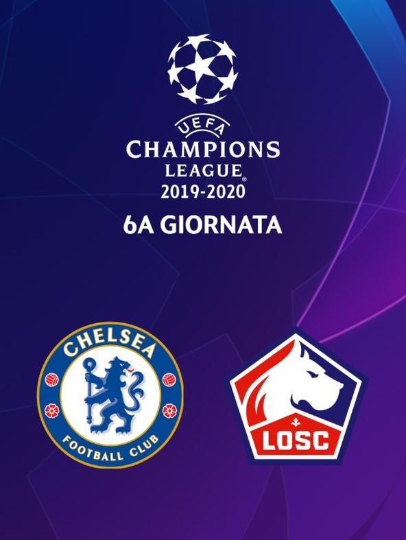 Chelsea - Lille