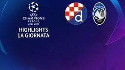 Dinamo Z. - Atalanta