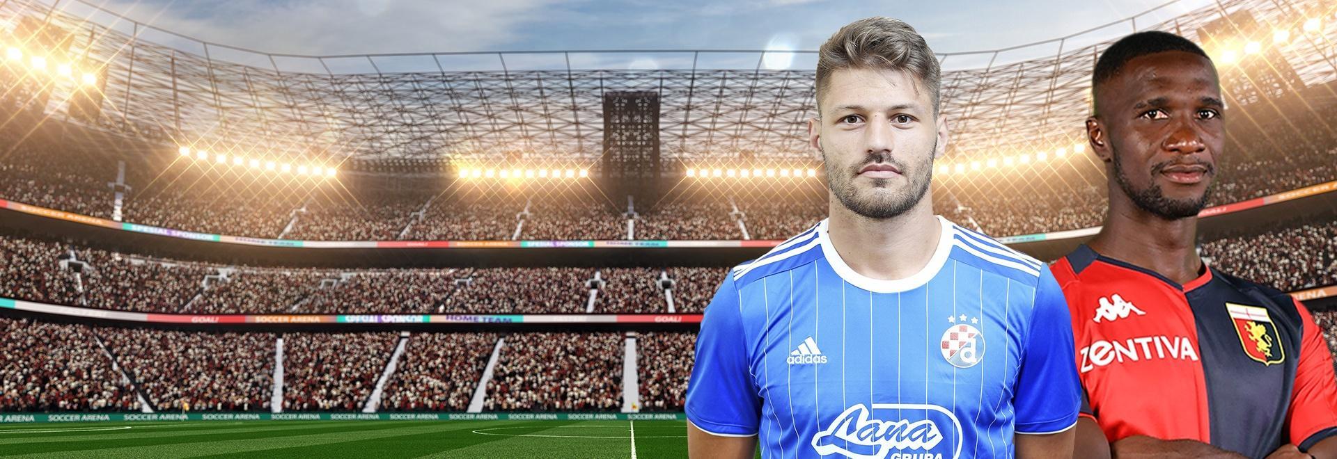 Dinamo Z. - Atalanta. 1a g.