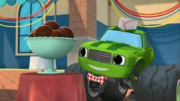 La mega macchina del gelato