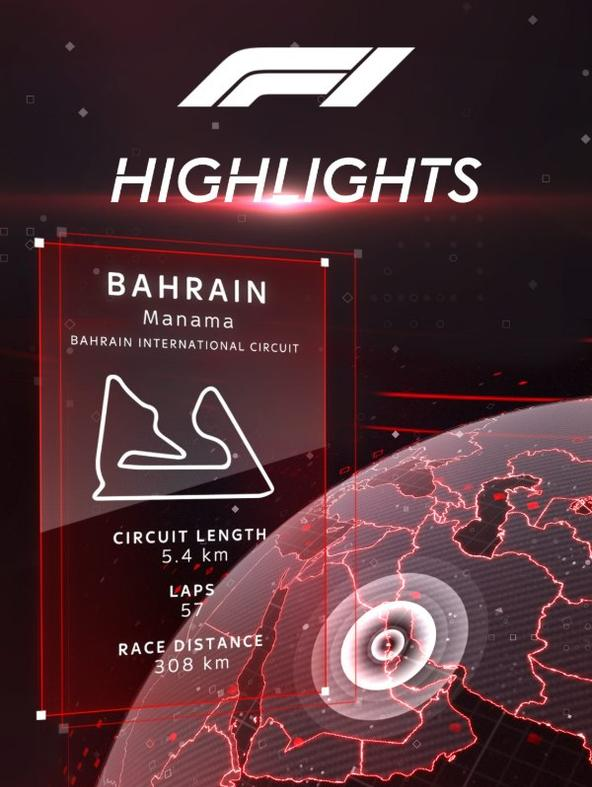 S2021 Ep1 - Highlights F1